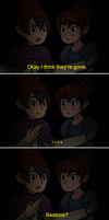 Over The Garden Wall: Closet Scene by Mgx0
