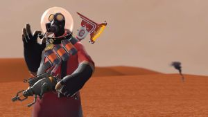 The Red Planet by superspy6