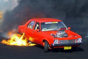 Summernats Fire 3 by nitrolx