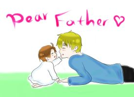 Aph-Dear Father by AyanoHana