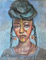 African Girl 2014 1 by dezz1977