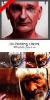 Oil Painting Effects by hazrat1