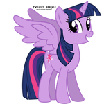 Twilight Sparkle by oOBrushstrokeOo