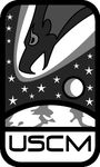 USCM Insignia by The-Government