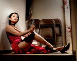 Ada Wong Resident Evil 4 Cosplay by lenity
