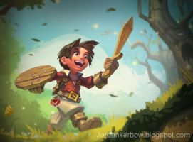 AdventureBoy by JordanKerbow