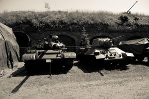 Tank Wars 1 by fiamen