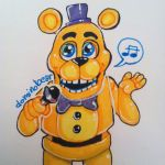 Adventure Fredbear by DominoBear