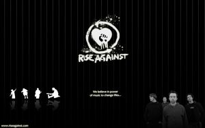 Rise Against Wallpaper by mario19