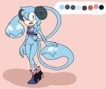 Traptail Adoptable 2 [OPEN] by desu-paint