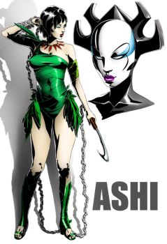 Ashi by CHUBETO