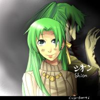 Higurashi: shion by RabidK-9