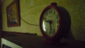old Clock by Smeha