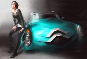 citroen by gousman