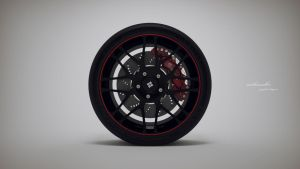 light wheel No3 pearl black by mikeandlex