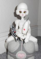 [BJDs/Mini Machina] NOW TESTING by invader-hime