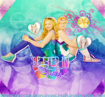 +Better In Stereo by smilinginlife