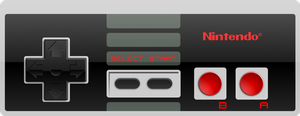 Crystal-ized NES Controller by sircle