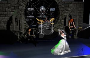 Chrome: Halloween Concert by Tramp-Graphics
