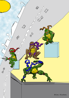 Heroes in a half shell 3 by Bicabo