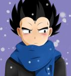 Rugged Up For Winter by OnlyIfItsFluffy