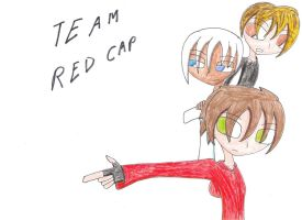 Team Red Cap by WarriorNun
