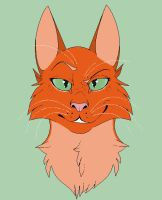 13. Squirrelflight by CoalPatchOfDuskClan