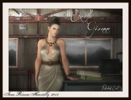 RE5 Excella Gionne by IamRinoaHeartilly