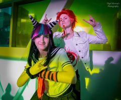 Punk Rockers by RoyalCosplay