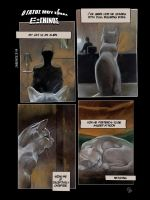 my cat is an alien page 1 by albino-Z