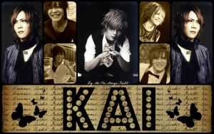 The GazettE - Kai :3 by Me-The-Manga-Fan101