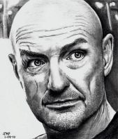 Terry O'Quinn as John Locke by Rick-Kills-Pencils