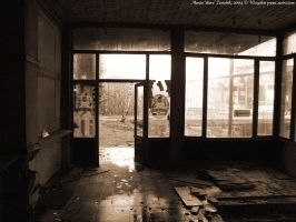 dead lunchroom by ibisal