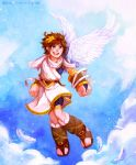 [Kid Icarus Uprising] Pit by shmu-h