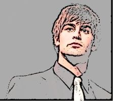 chace crawford by bilalstunning