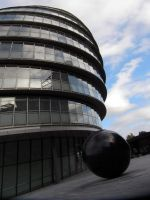 London 2011 - ovals and round by evionn
