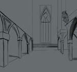 Cathedral concept by Dreamfollower