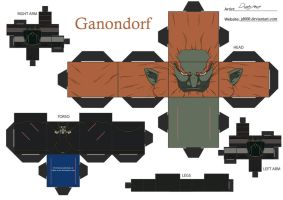 Ganondorf by Cubee-acres