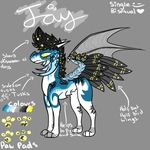 JAY .:Character:. by FLESH-CANVAS