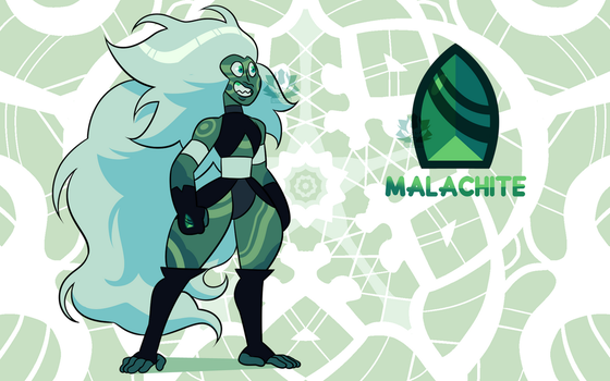[G] - Malachite by FloofHips