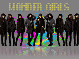 Wonder Girls by nanomeow