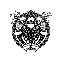 Shaman Crest by ropa-to