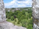 View from Blarney Castle by astroqueen67