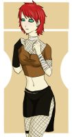 Gaara - Just leave me alone by kslovesfrogprince