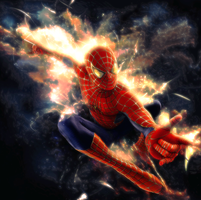 Spiderman 2 by 090261