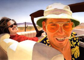 Fear and Loathing in Las Vegas by IAmThePotatoMan