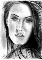 Megan Fox by JamesLeach