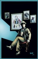 Grant Morrison's Doctor Who 1 by CharlieKirchoff