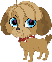 Digby Vector by UnicornRarity
