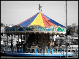 carrousel by milimoon